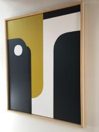 61X73cm Acrylic on canvas